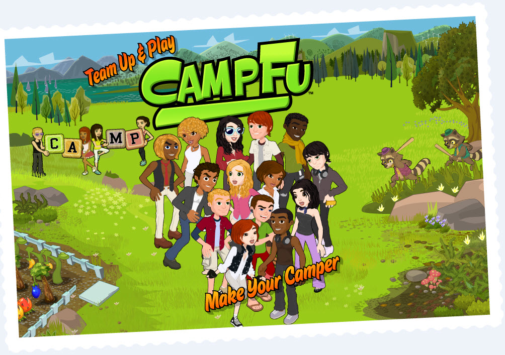 Campfu - Browser Based Games