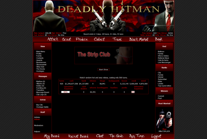 how to become a hitman in stick rpg 2