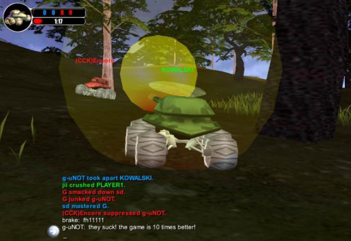 Tanks Browsergame
